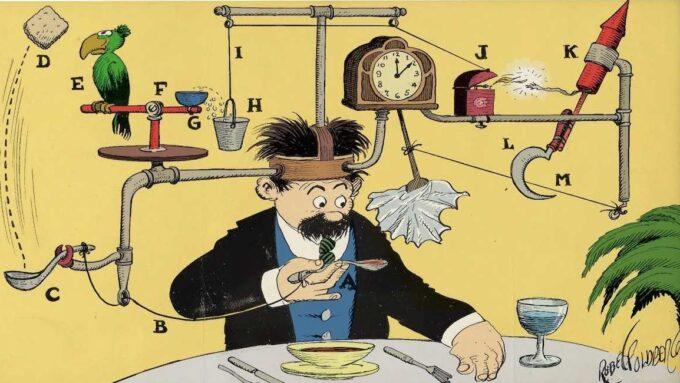 Challenge Rube Goldberg - Actualités - Collège Clos de Pouilly